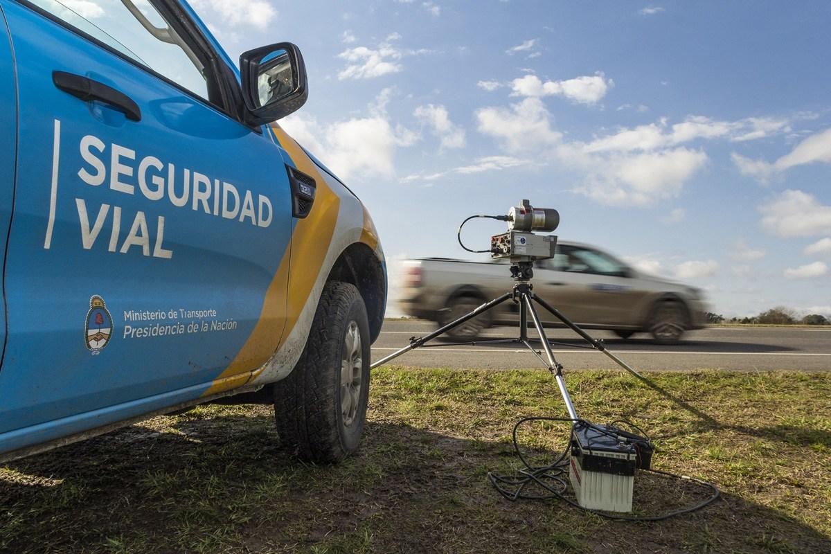 Radares para fotomultas en Santa fe