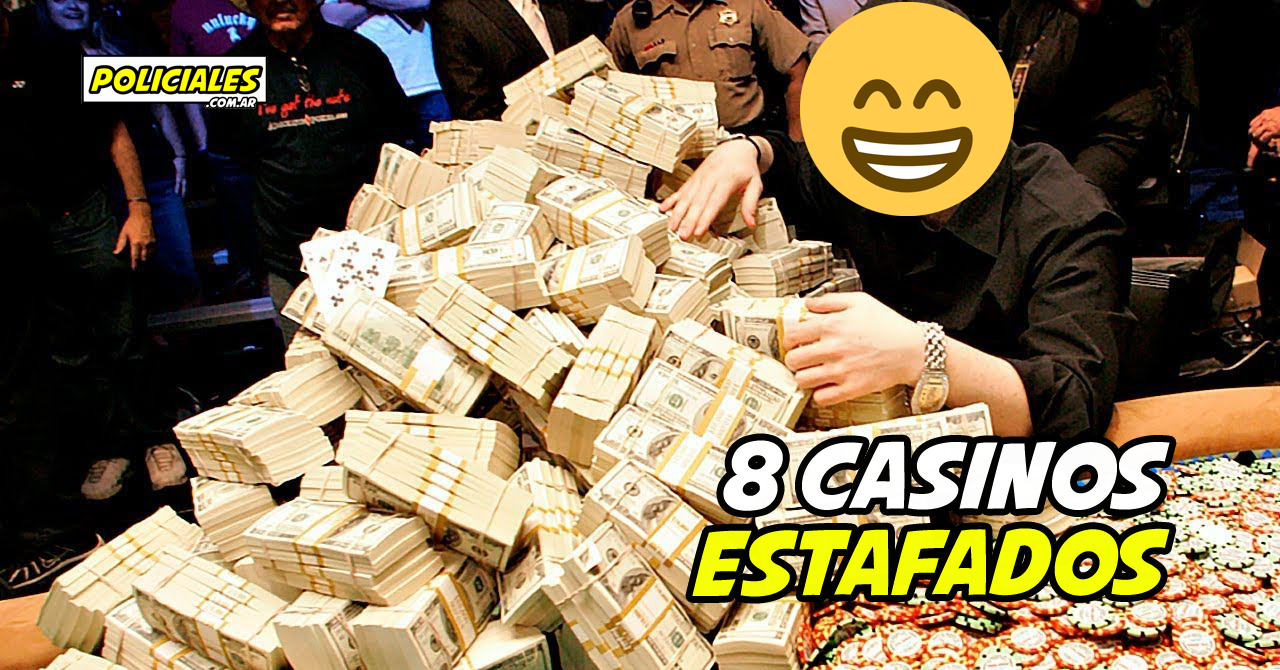 Casinos estafados