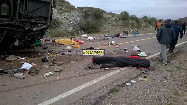 accidente montaña 45