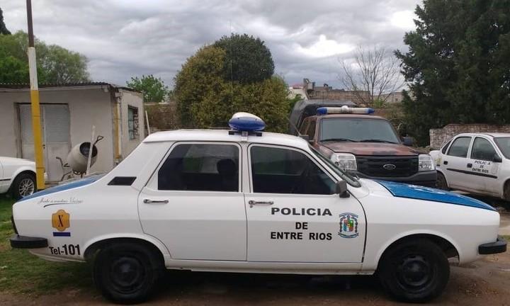 Renault 12 patrullero