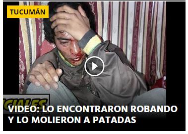 linchado tucumano noticia